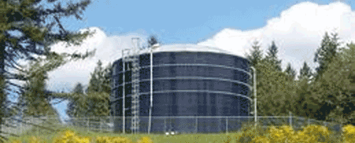 Potable Water Storage Tank